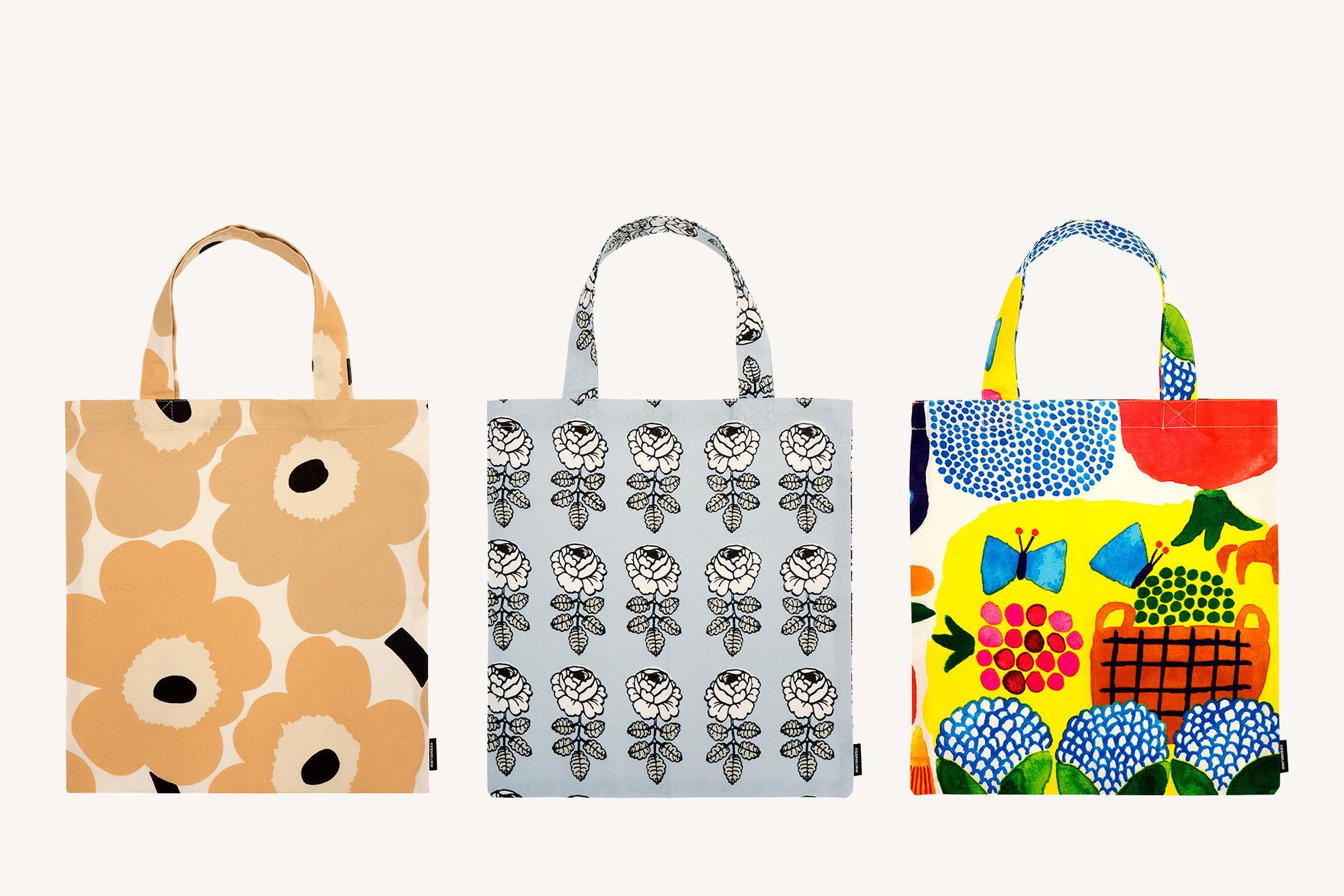 7.4- 【日本限定】Mini Fabric Bags