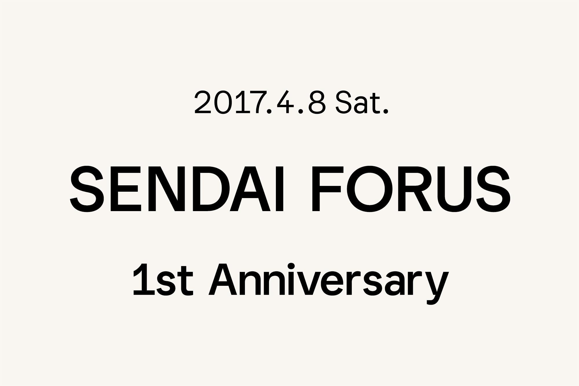 4.8- Marimekko 仙台フォーラス店 〜1周年〜