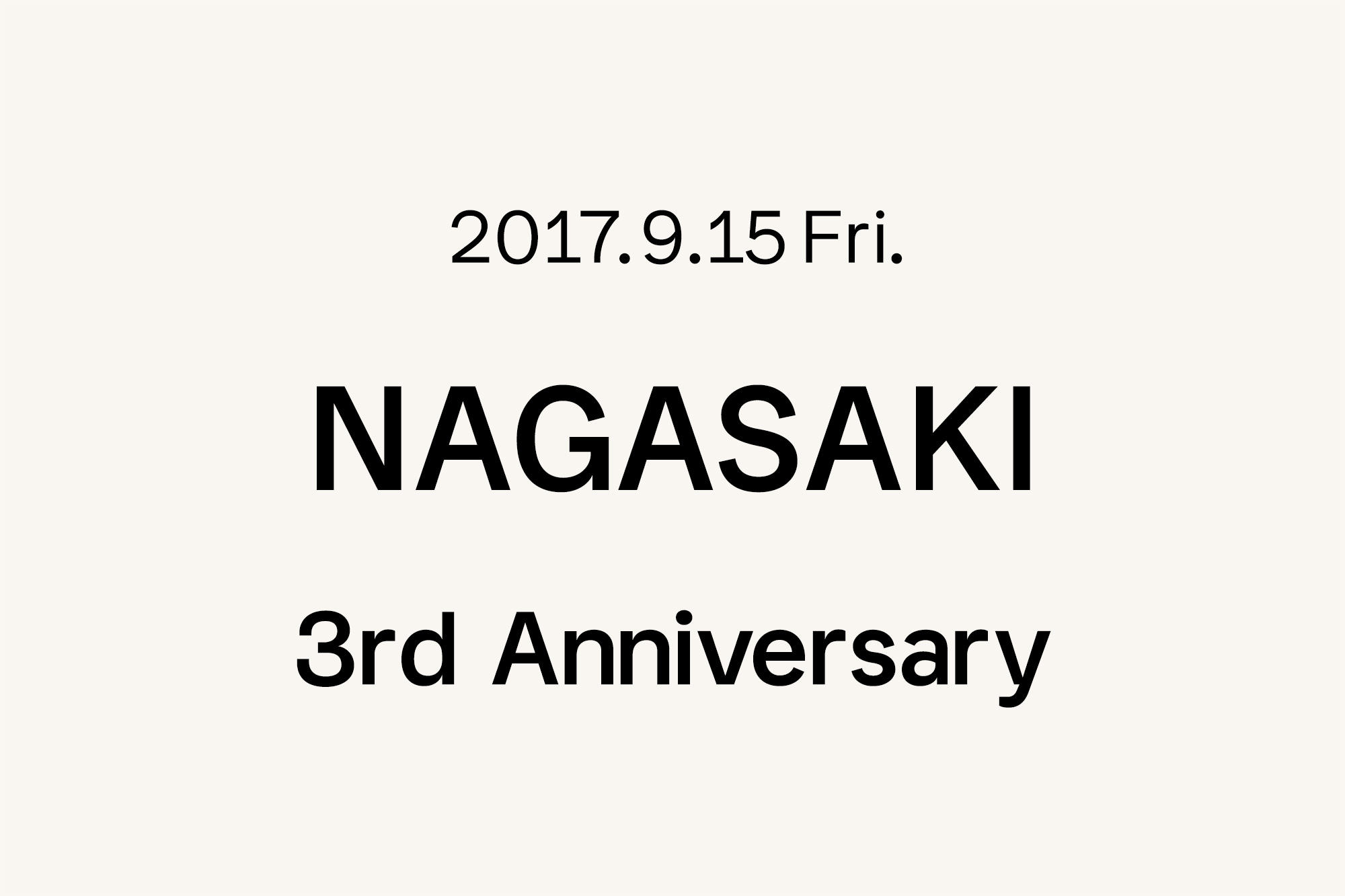 9.15- Marimekko 長崎店 〜3周年〜