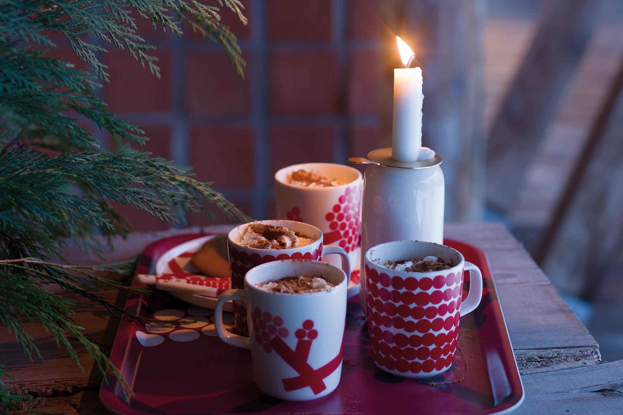 12.1(Fri.)- Marimekko Christmas greetings!