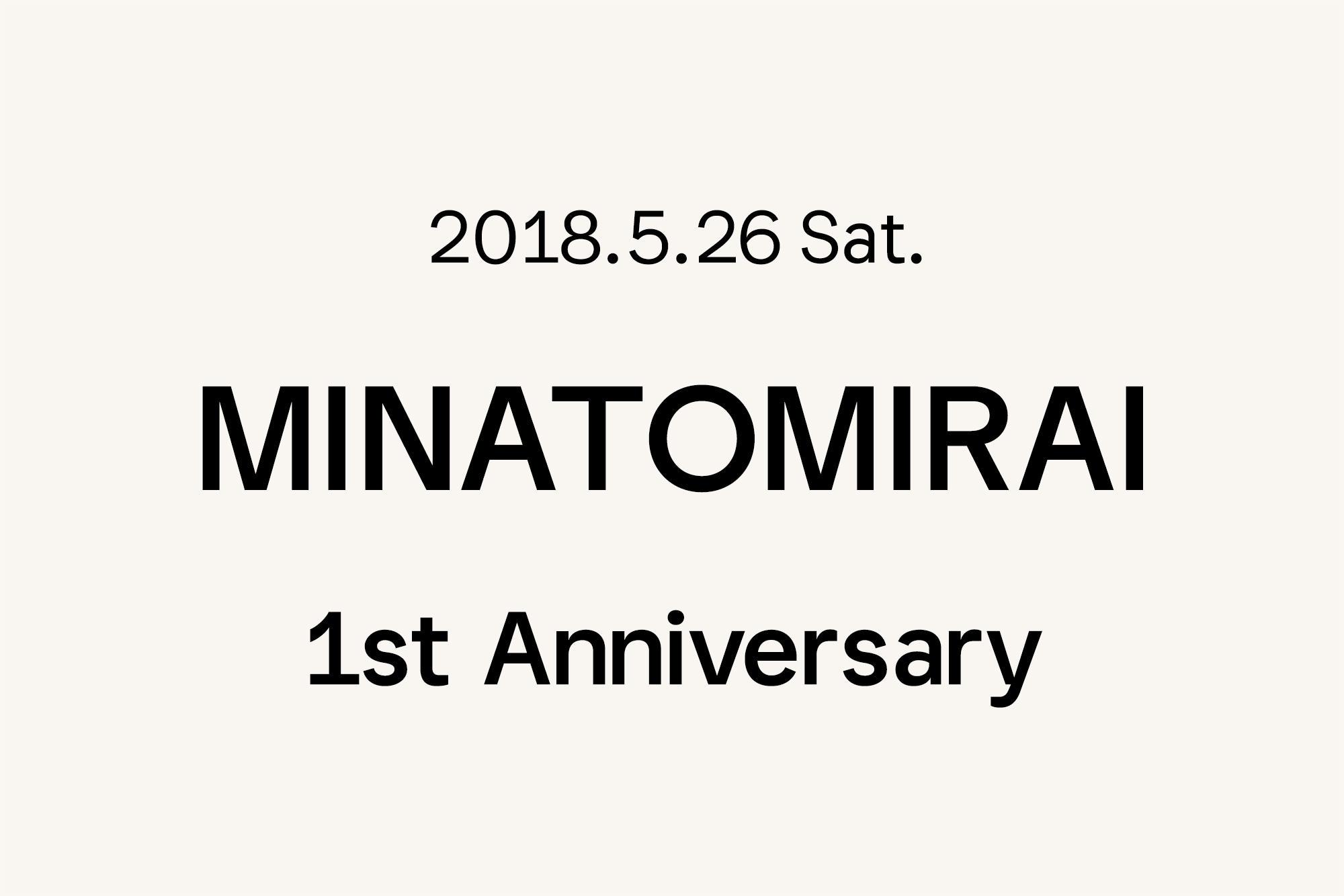 5.26- Marimekko みなとみらい店 〜1周年〜
