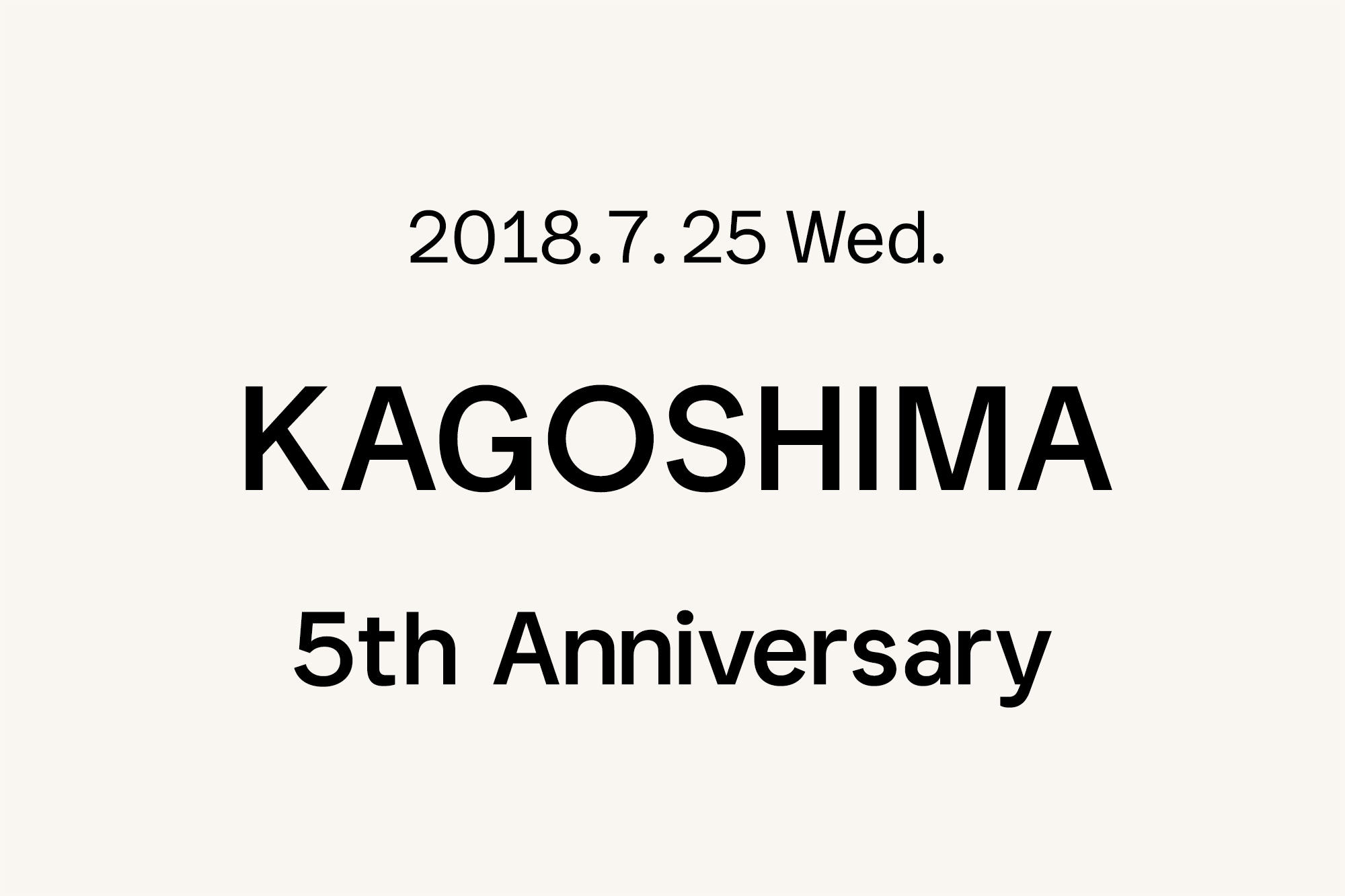 7.25- Marimekko 鹿児島店 〜5周年〜