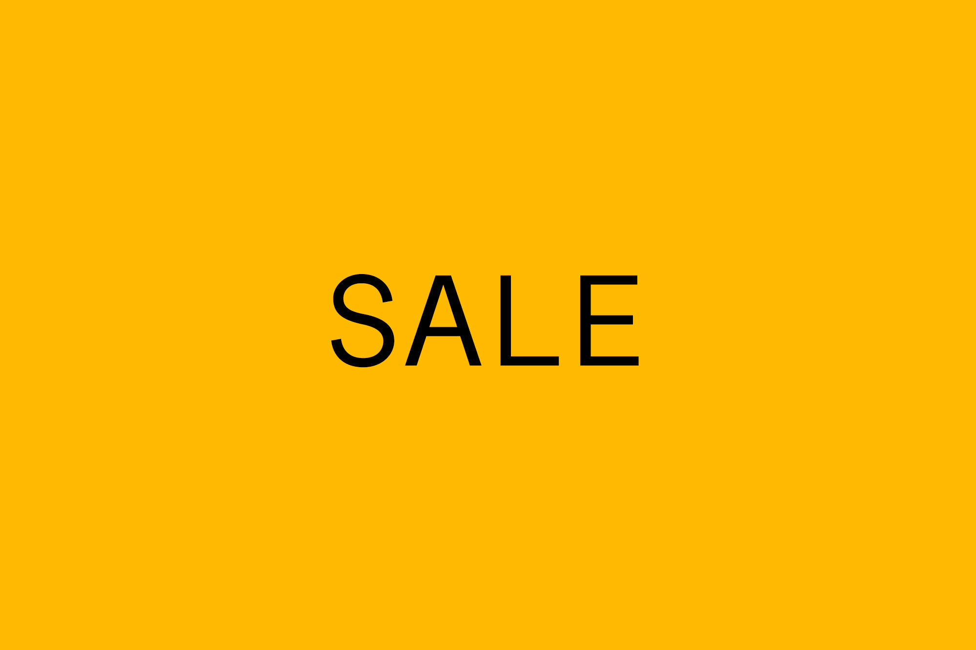 1.1- Sale スタート!