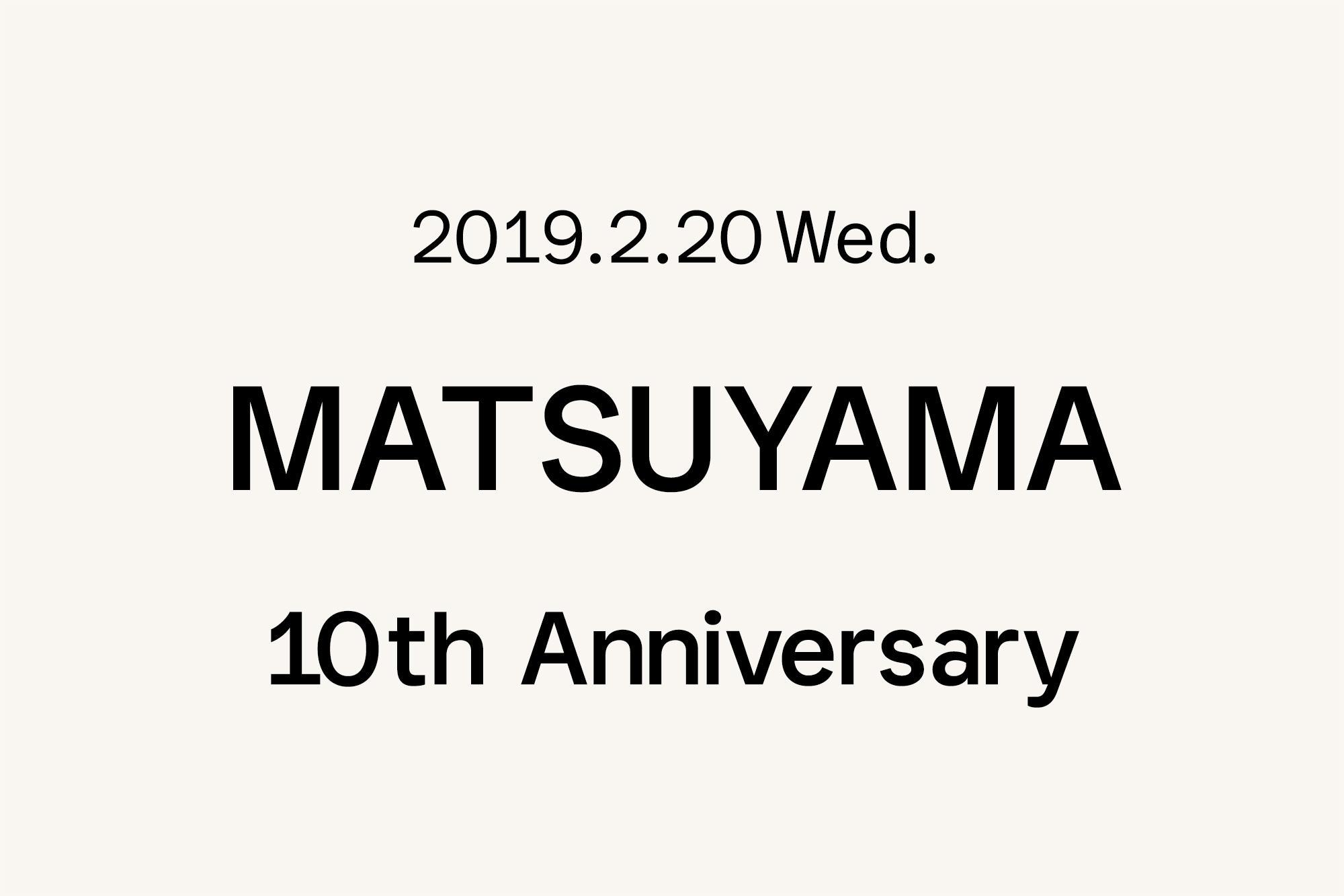 2.20- Marimekko 松山 〜10周年〜