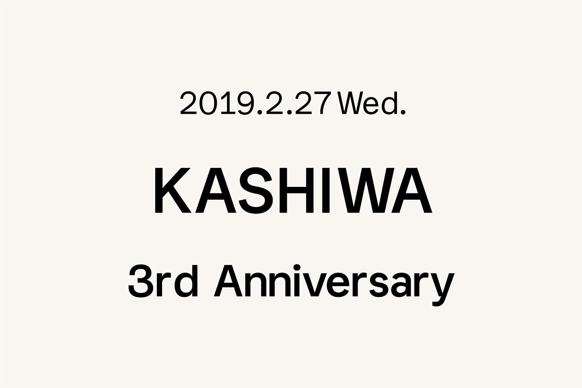 2.27- Marimekko 柏 〜3周年〜