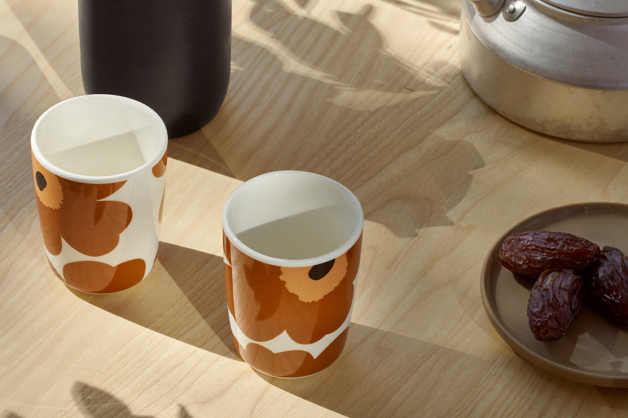 8.7- 【日本限定】Set of Unikko Cups without Handles