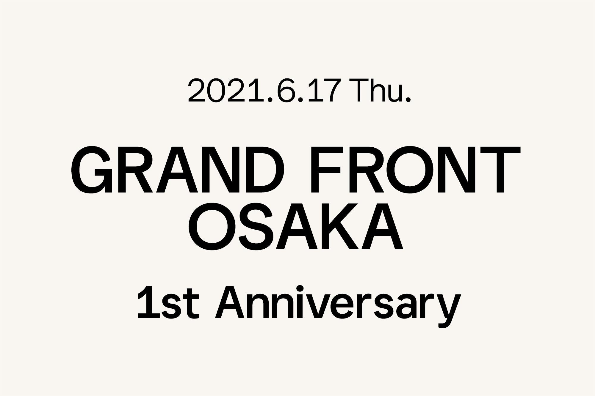 6.17- Marimekko グランフロント大阪 〜1周年〜