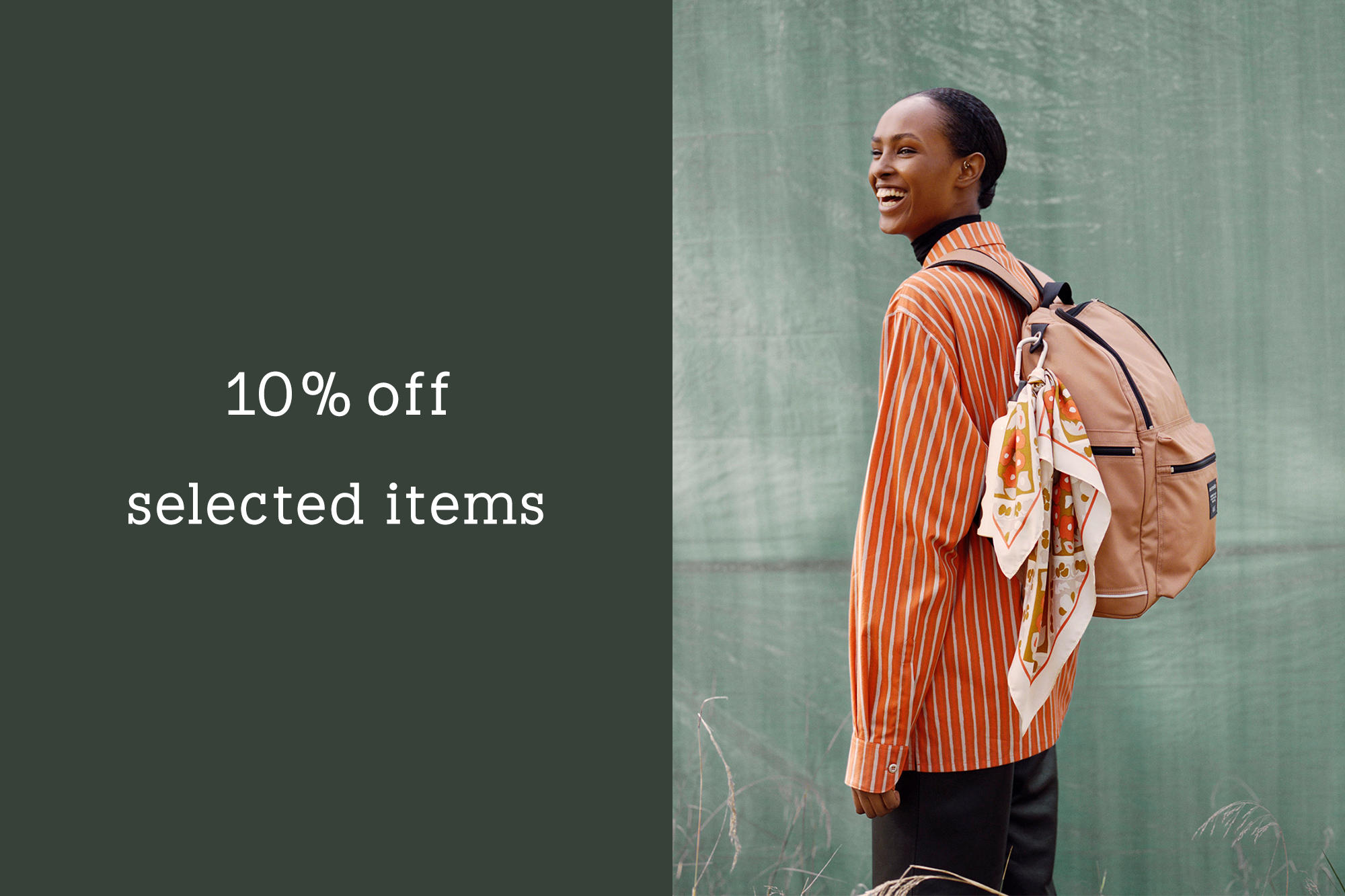 10.23- 10% off selected items