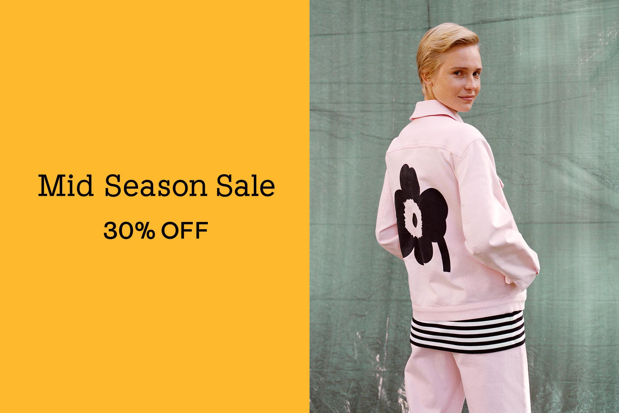 11.13- Mid Season Sale