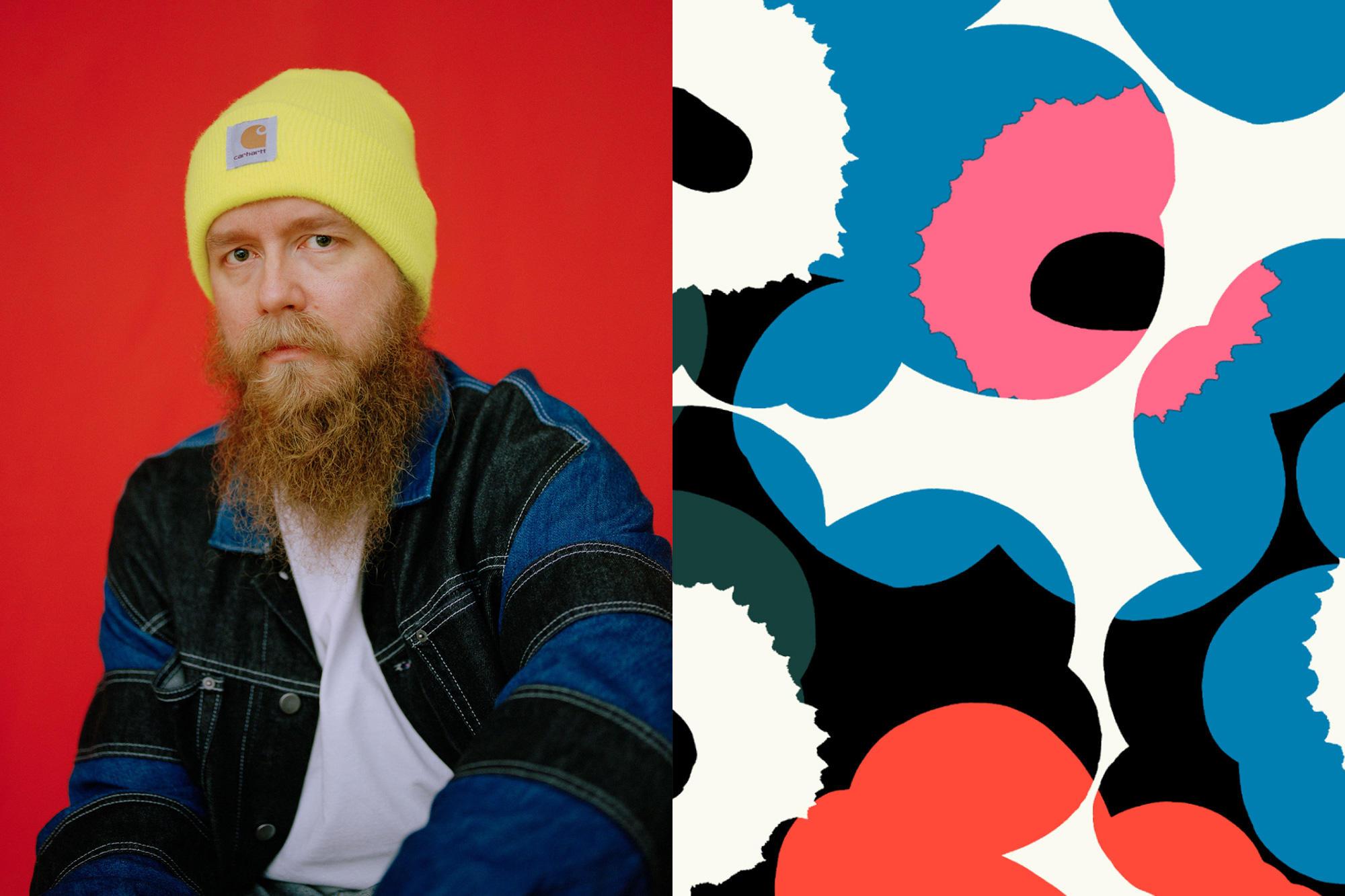 Marimekko Co-created Designers Q&A Sasu Kauppi
