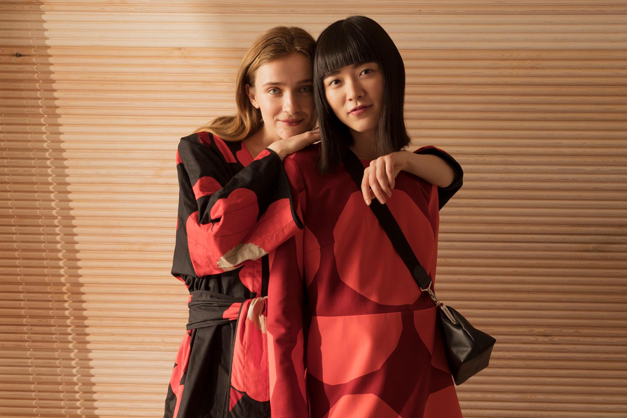 11.1-30 Marimekko Lifestyle Photo Campaign