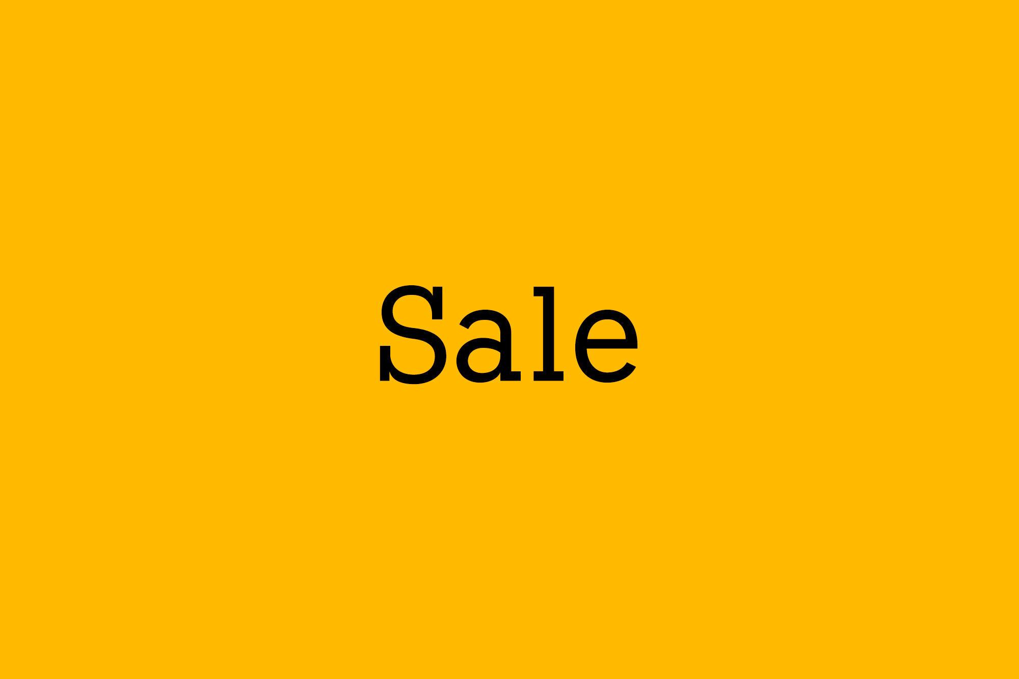 12.31- Sale スタート!